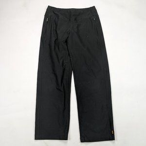 Lucy Everyday Size S Short Black Pull On Yoga Pant